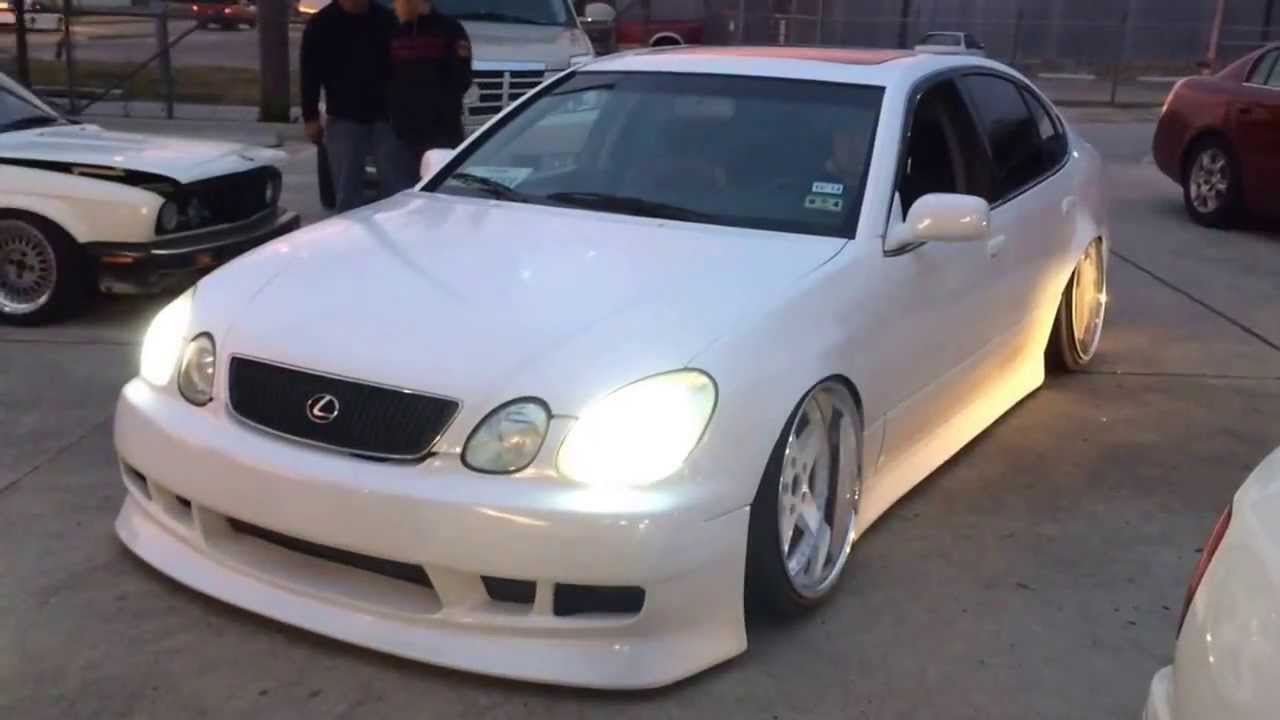 Cvt Designs Bagged Gs300 Youtube