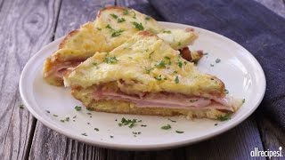 Brunch Recipes - How to Make Grilled Cheese Brunch Bake