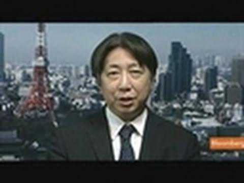 Kichikawa Says Japan Recovery Depends on External Demand