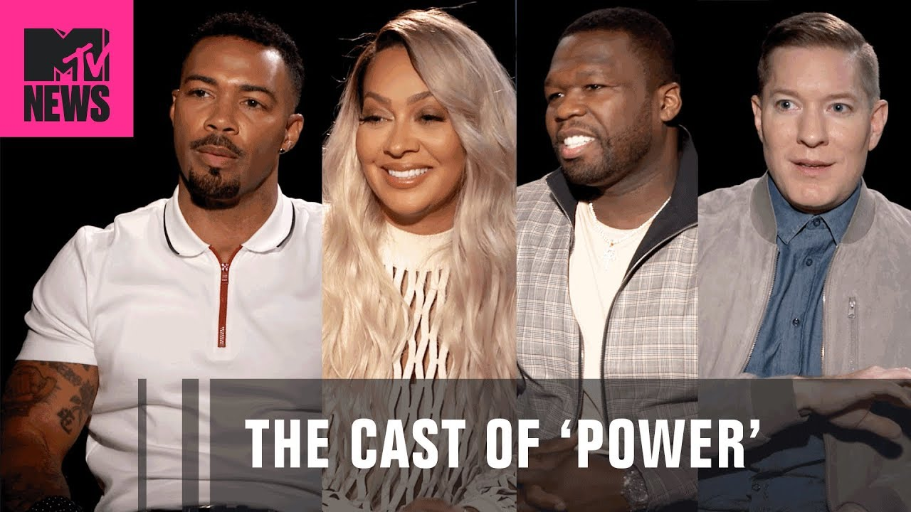 'Power' Cast on What to Expect from Season 5, Character Relationships &  More! | MTV News