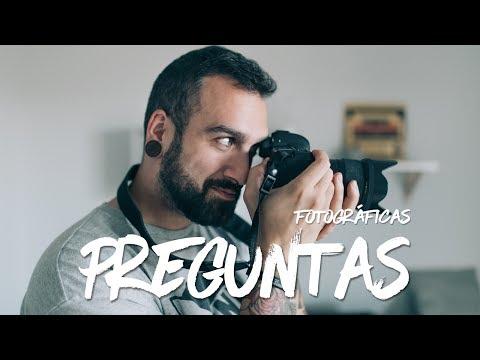 PREGUNTAS Y RESPUESTAS FOTOGRÁFICO + CONCURSO