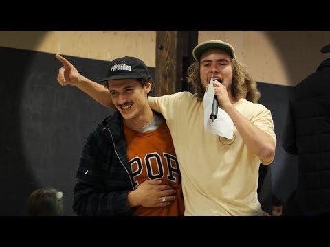 Burnside Skateboard Bok 2019 (Rob Maatman, Douwe Macare, Bert Wilmink)