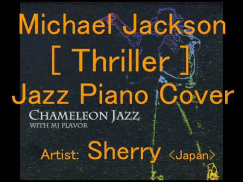 Michael Jackson - Thriller [ Pro Jazz Piano Cover ]
