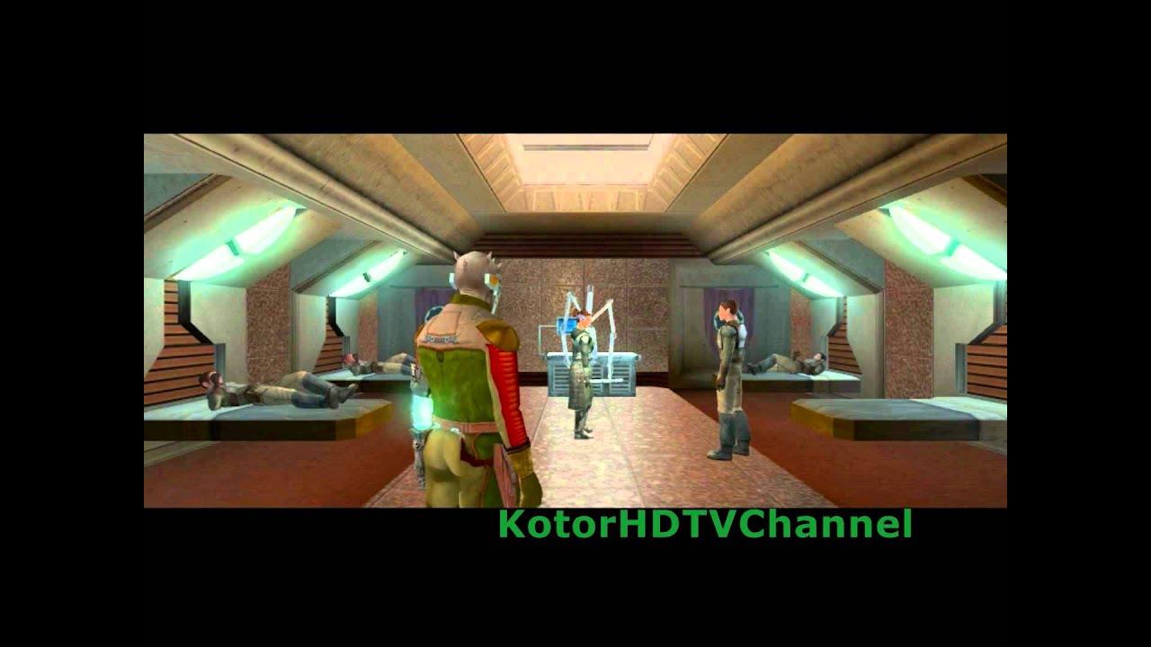 Kotor 2 TSL RCM 1 7 Walkthrough part 26 - Khoonda Preparations ( Light Side  Female )