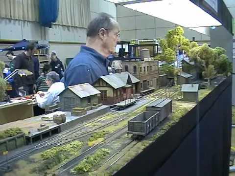 Wyre Forest Model Railway Club - Annual Show 2007