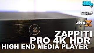 A Kaleidescape Alternative? Zappiti PRO 4K HDR Media Player
