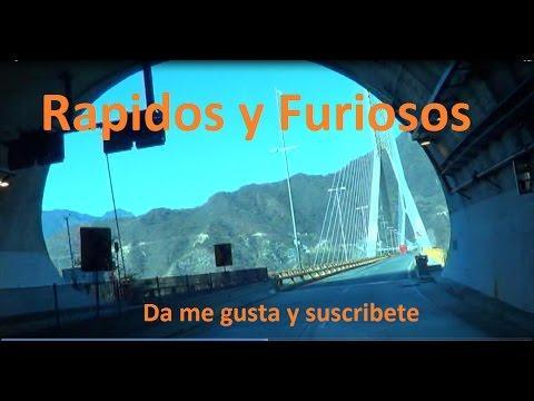 Autopista Durango a Mazatlan 2017 (Super completo) - Rapidos y Furiosos