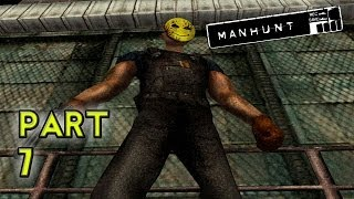 STRAPPED FOR CASH! - Manhunt (Part 7 - Haunted Gaming)
