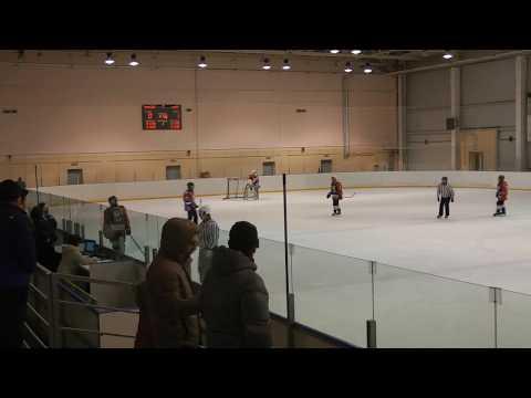 """Хоккей.Область.""""Победа""""-""""Темп"""""""