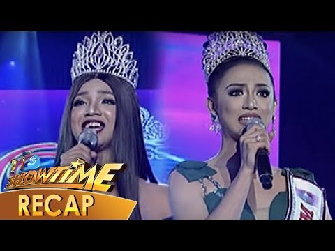 It's Showtime Recap: Miss Q&A contestants' witty answers in Beklamation - Week 10