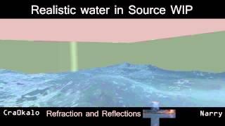 Source Engine Realistic Water [SFM]