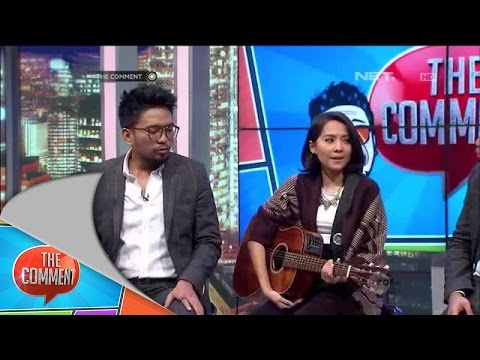 The Comment - Lala Karmela Cover Lagu Bareng Danang Darto