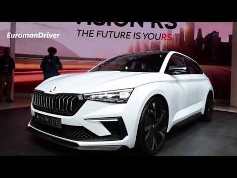 Skoda Scala 2019 Luxury Skoda Hatchback Youtube