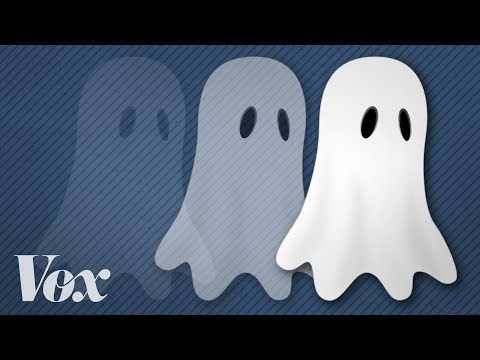 Why people think they see ghosts