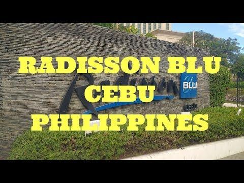 RADISSON BLU CEBU 2018 Hotel Tour