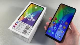Обзор Huawei Y6p (MED-LX9N)