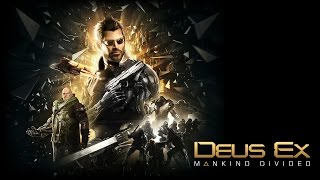 ♬ Deus ex mankind divided ♬ (GMV) -This Is My World - Esterly Feat. Austin Jenckes