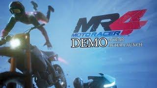 Moto Racer 4 PS4 Demo Gameplay