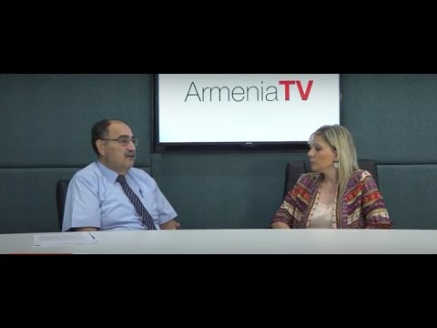 Armenia TV (Australia) - Interview with Rev. Dr. Krikor Yomoushakian of the AMAA