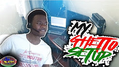 KENYAN GHETTO GAMING SETUP!!! WTF IS THAT CHAIR  :/