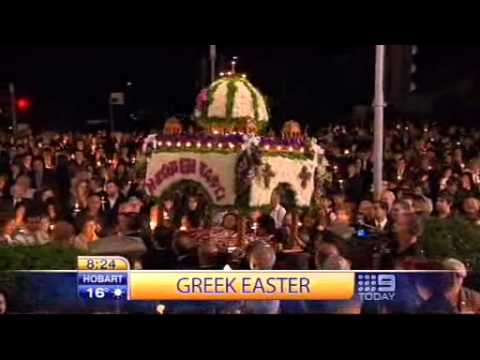 Greek Easter 2011  TODAY