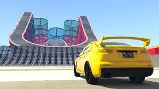 CAR SKEE BALL?! - GTA 5 Funny Moments #719