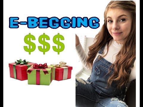Sierra Watts - Pregnant & E-begging