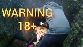 Don'tWatchThis!! Dead Body found in a tunnel 2020 In Woods