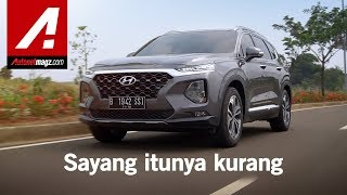 Hyundai Santa Fe 2018 Review & Test Drive by AutonetMagz
