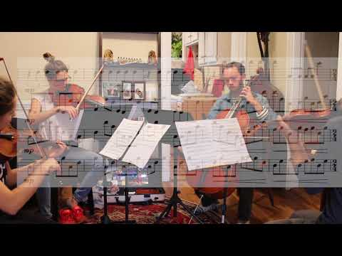 String Quartet Rehearsal - Let's Write With A Plan #19 - Ben Levin