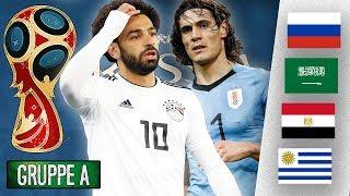 WM Check: Fährt Mo Salah zur WM?! |Gruppe A