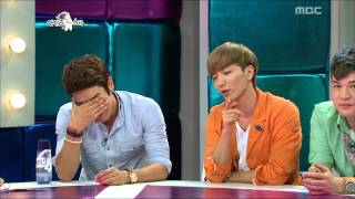 The Radio Star, Choi Si-won(1) #08, 최시원과 아이들(1) 20120905