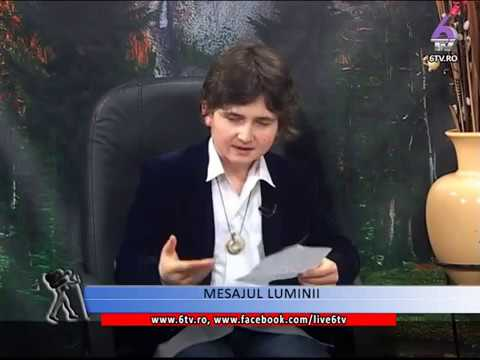 Dimitria PUCHIU Mesajul Luminii Alexandru Pargaru 11.03.2016