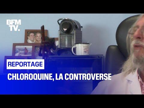 Chloroquine, la controverse