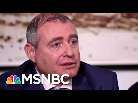Lev Parnas: 'Attorney General Barr Was Basically On The Team.' | Rachel Maddow | MSNBC