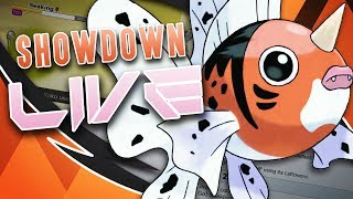 [USUM OU] You Can Sea That I Marill King Of Heat (PS Live #18)