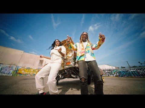 Ty Dolla $ign - By Yourself (feat. Bryson Tiller, Jhené Aiko & Mustard) [Official Music Video]