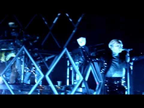 Tokio Hotel - We Found Us DREAM MACHINE TOUR - Brussels 13.03.17