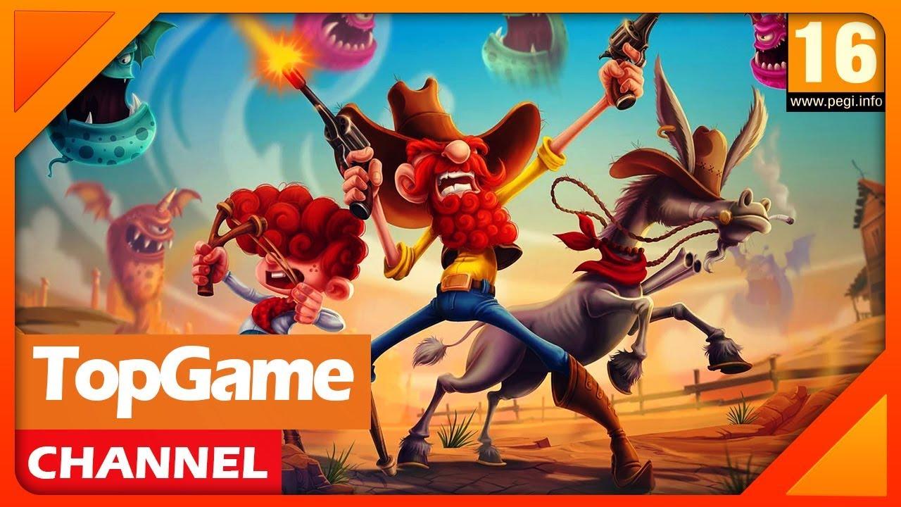 [Topgame] Top game mobile offline cấu hình thấp không cần mạng cũng chơi được | Offline games