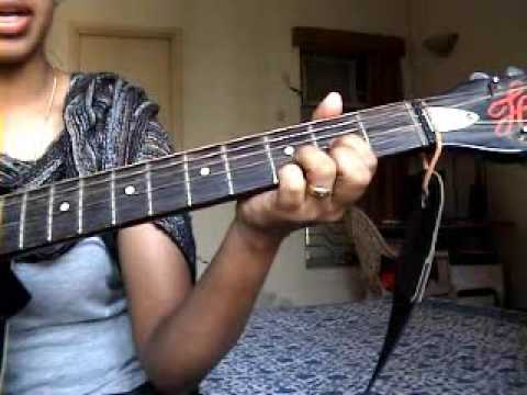 You Are My Hiding Place : Guitar