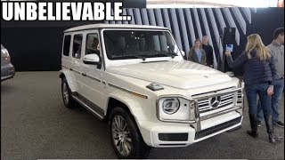 A WARNING To Anyone Looking To Buy The 2019 Mercedes G550.. (In The United States)