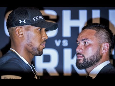 **WOW** ANTHONY JOSHUA VS JOSEPH PARKER TO BE SHOWN IN 189 COUNTRIES