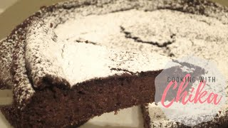 Chocolate Quinoa Cake - Gluten Free Chocolate Cake | Borrowed Delights - Episode 8