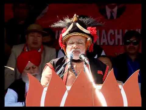 Saugandh mujhe is mitti ki mai desh nahi mitne doonga: Shri Modi