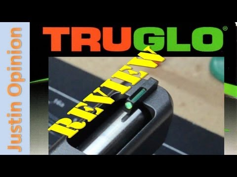 TRUGLO TFO Sights: 8 Months on a Glock 34