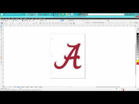 Corel Draw Tips & Tricks Create a Booklet part 2