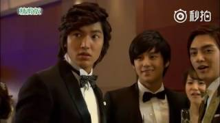 Face Off GU Jun Pyo Vs Kim Tan   [ BOF vs Heirs ]