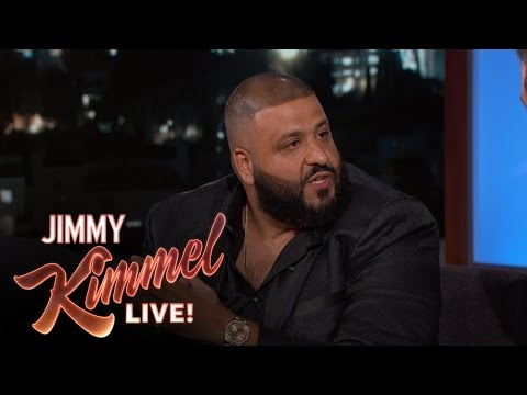 "DJ Khaled Had ""Cloth Talk"" with President Obama"