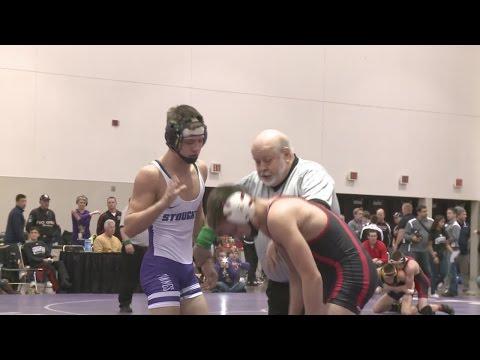 Wrestling: badger State Invitational highlights