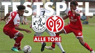 Testspiel Highlights | DJK-SV Phönix Schifferstadt - 1. FSV Mainz 05 | 05er.tv
